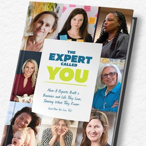 Nancy Hillis, MD- One of 8 Entrepreneurs featured in Jeanine Blackwell's book: The Expert Called You