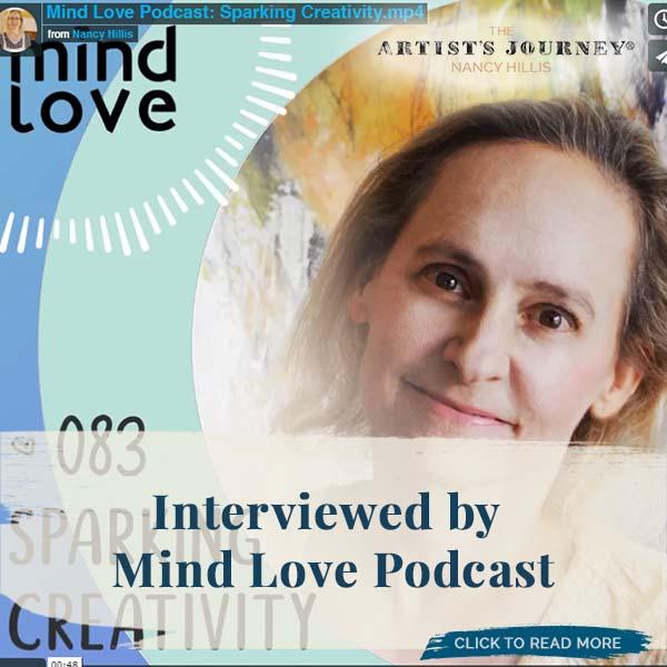 Mind Love Podcast: Sparking Creativity