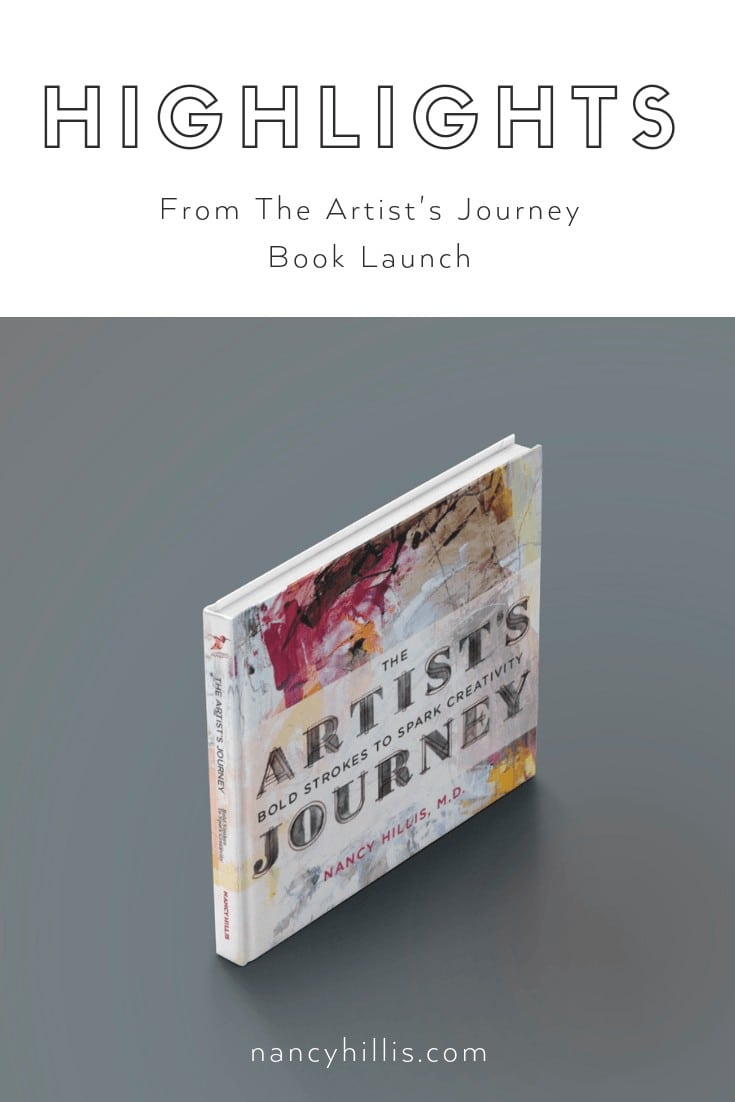 The Artist's Journey: Highlights From The Book Launch