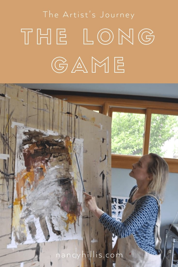 The Artist's Journey: The Long Game