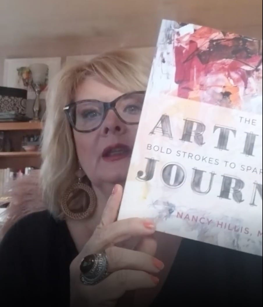 The Artist's Journey Book Review by Cheryl Wilson