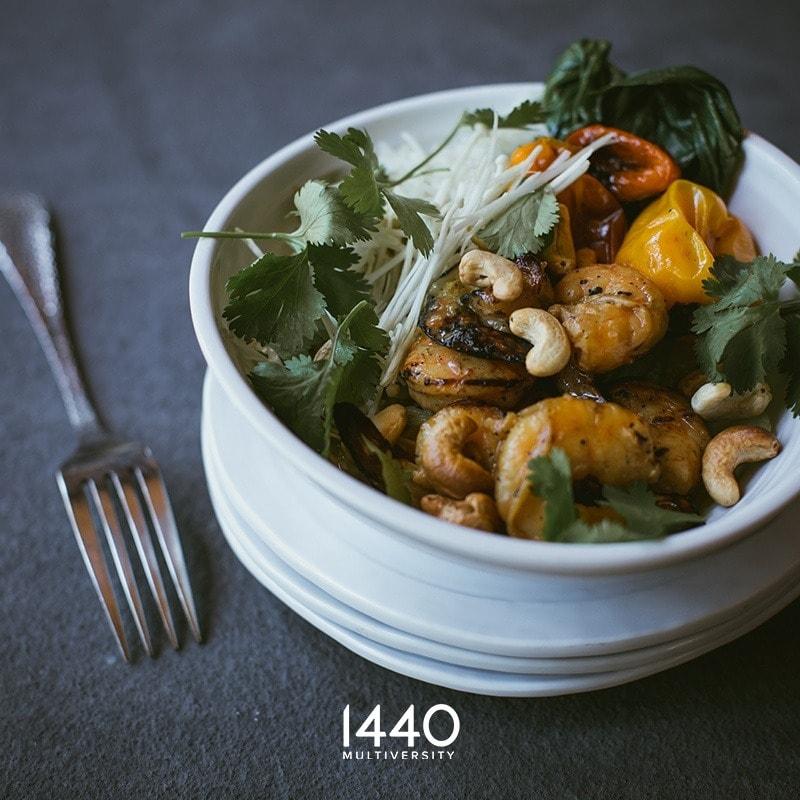 1440 Multiversity Food-The Artists Journey Workshop