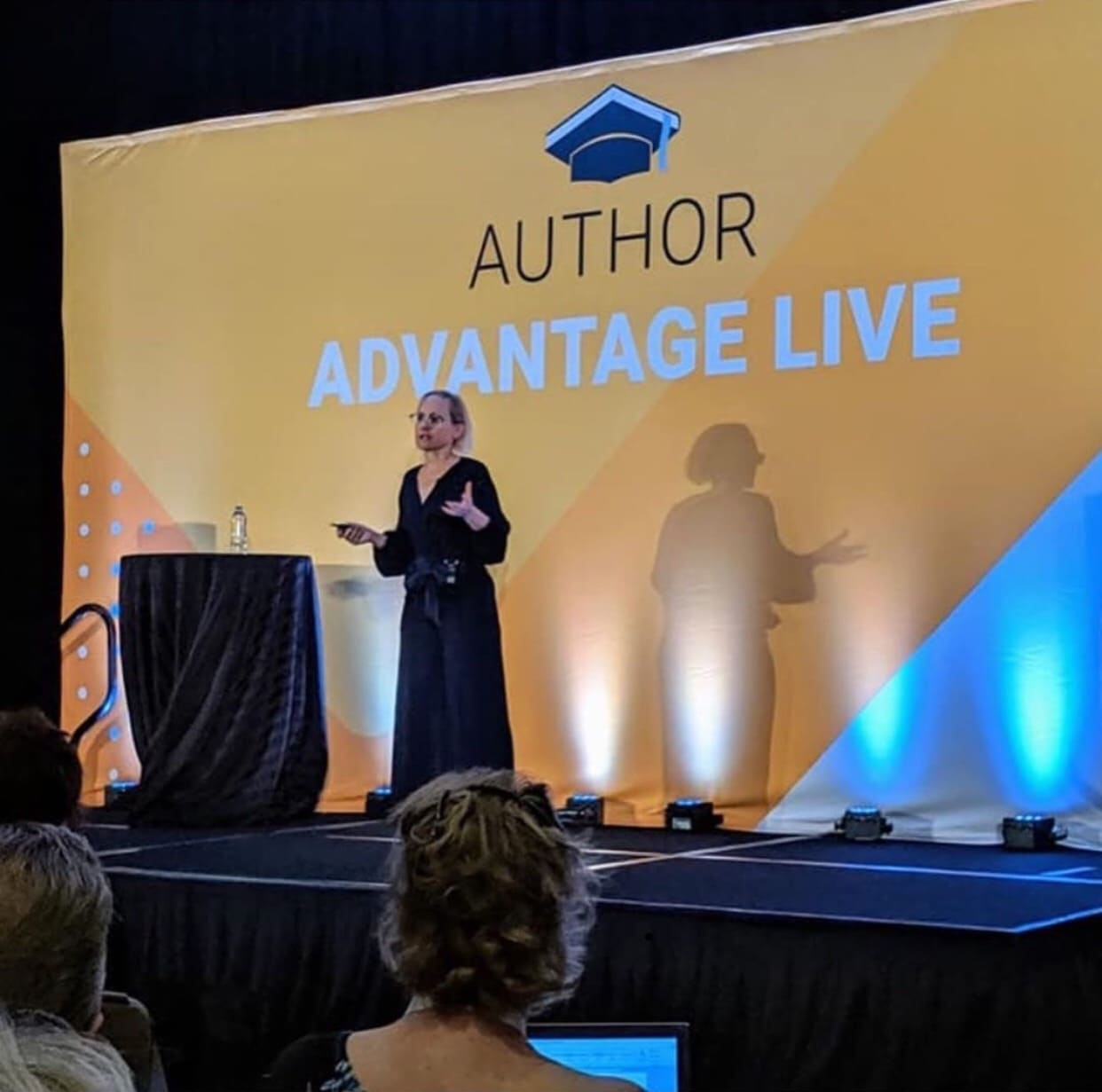 Author Advantage Live-Nancy Hillis- The Hero's Journey in Art and Life.