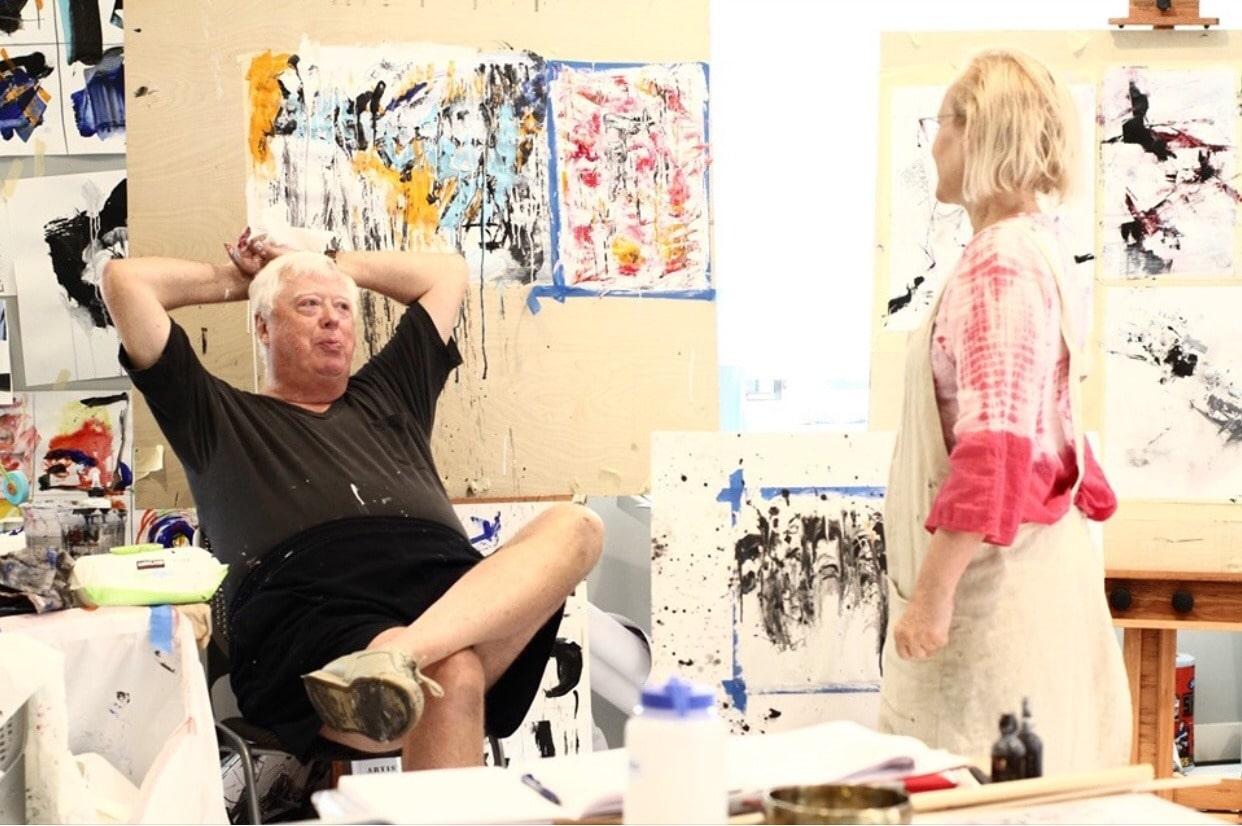 The Artist's Journey Retreat- Bob Reid and Nancy Hillis