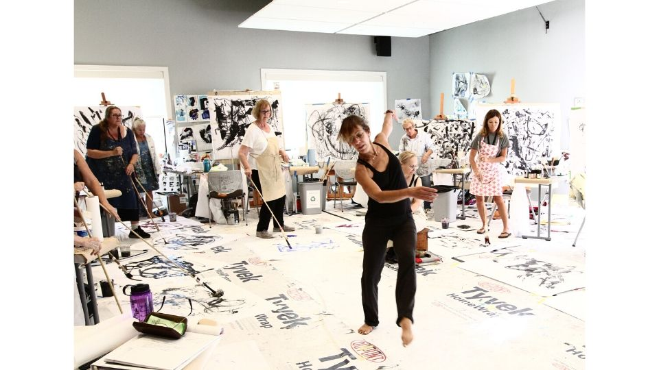 The Artist's Journey Retreat- Graciela Acedo.