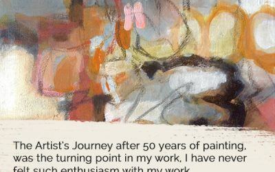 Teresa Pisani – The Artist's Journey® Course