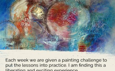 Valerie Armstrong – The Artist's Journey® Course