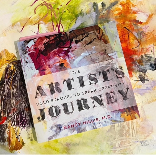 Book Review-Patricia Schwimmer-The Artists Journey