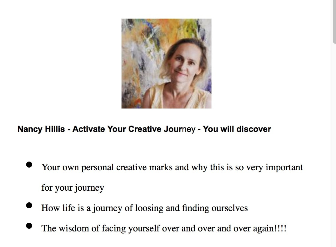 Empowered Childlessness | Activate Your Creative Journey | Nancy Hillis, MD
