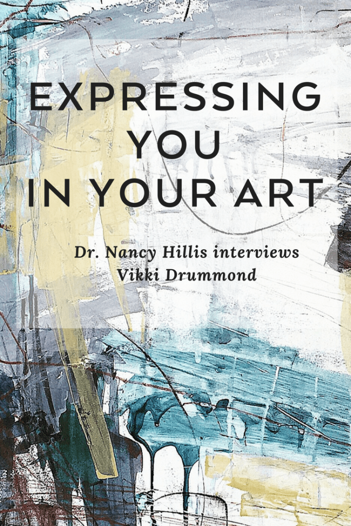 Express YOU In Your Abstract Art
