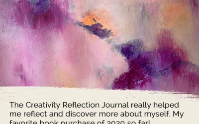 Helen Davis – Creativity Reflection Journal