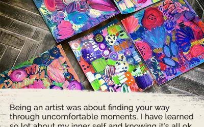 Laura Gaylor – The Artist's Journey® Book