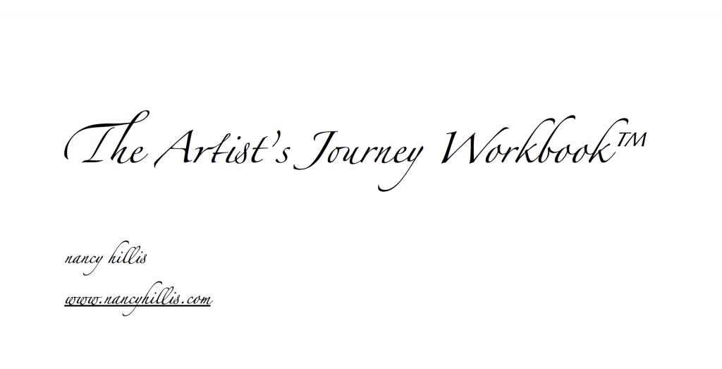 Artist's Journey Workbook