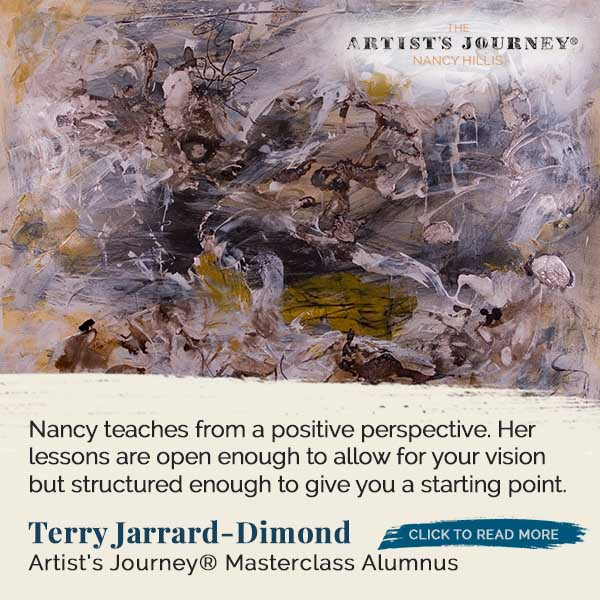 Terry Jarrard-Dimond – The Artist's Journey® Masterclass