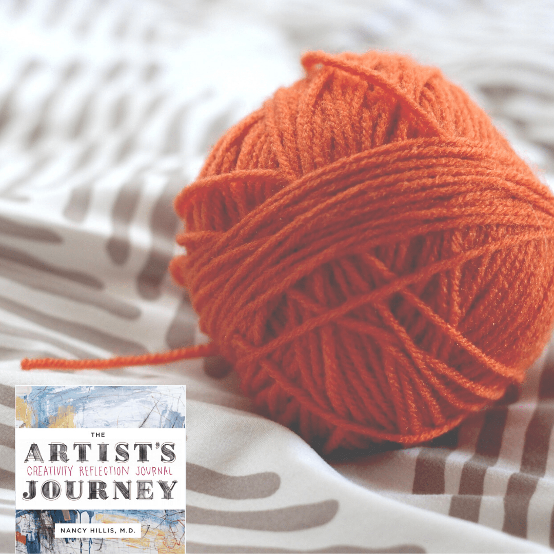 The Artists Journey Creativity Reflection Journal