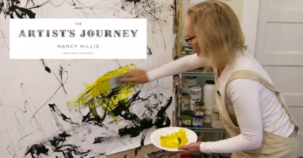 artist's journey course