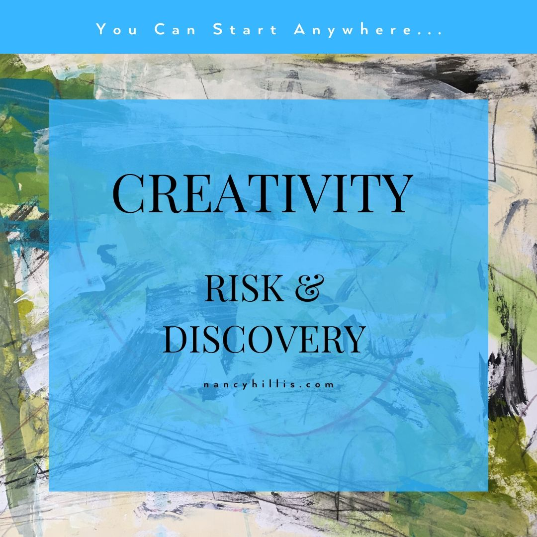 Creativity, Risk & Discovery- Nancy Hillis,MD & Bruce Sawhill,PhD