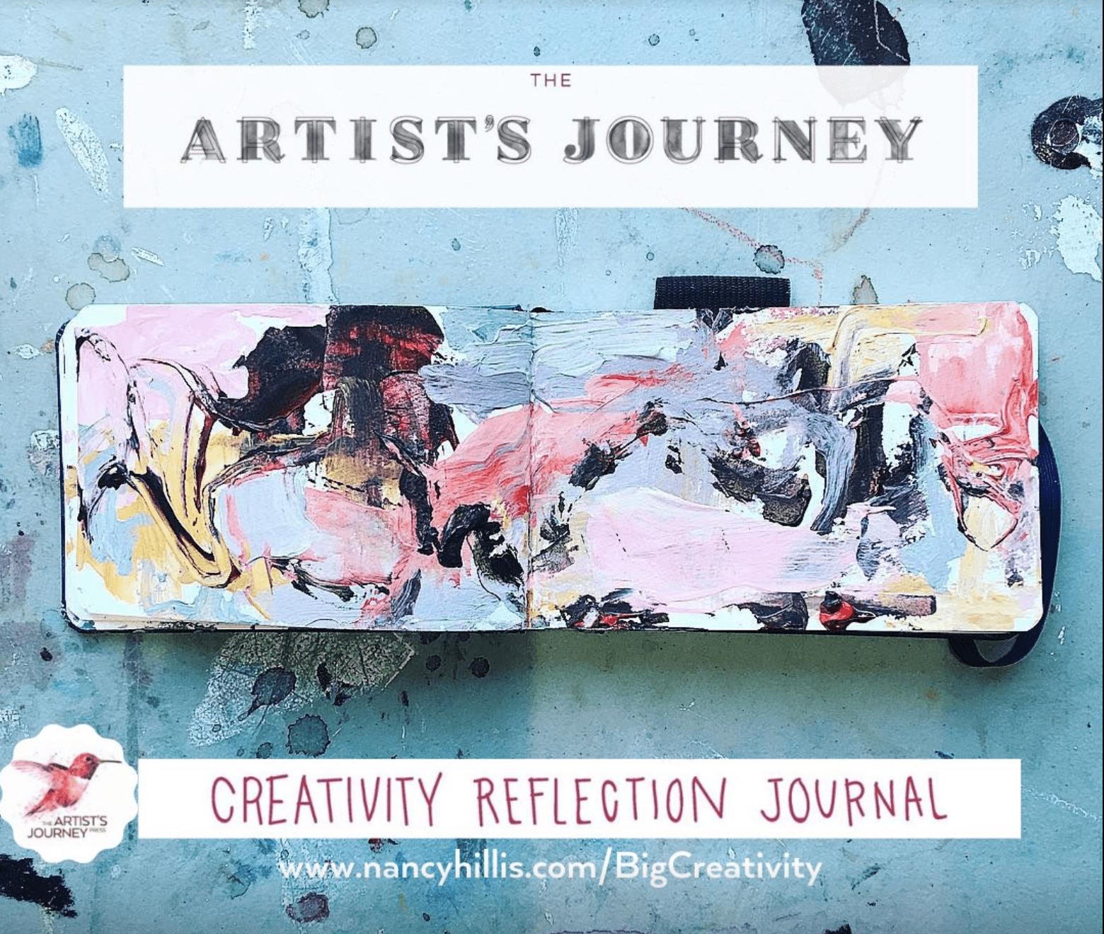 Creativity Reflection Journal-Nancy Hillis