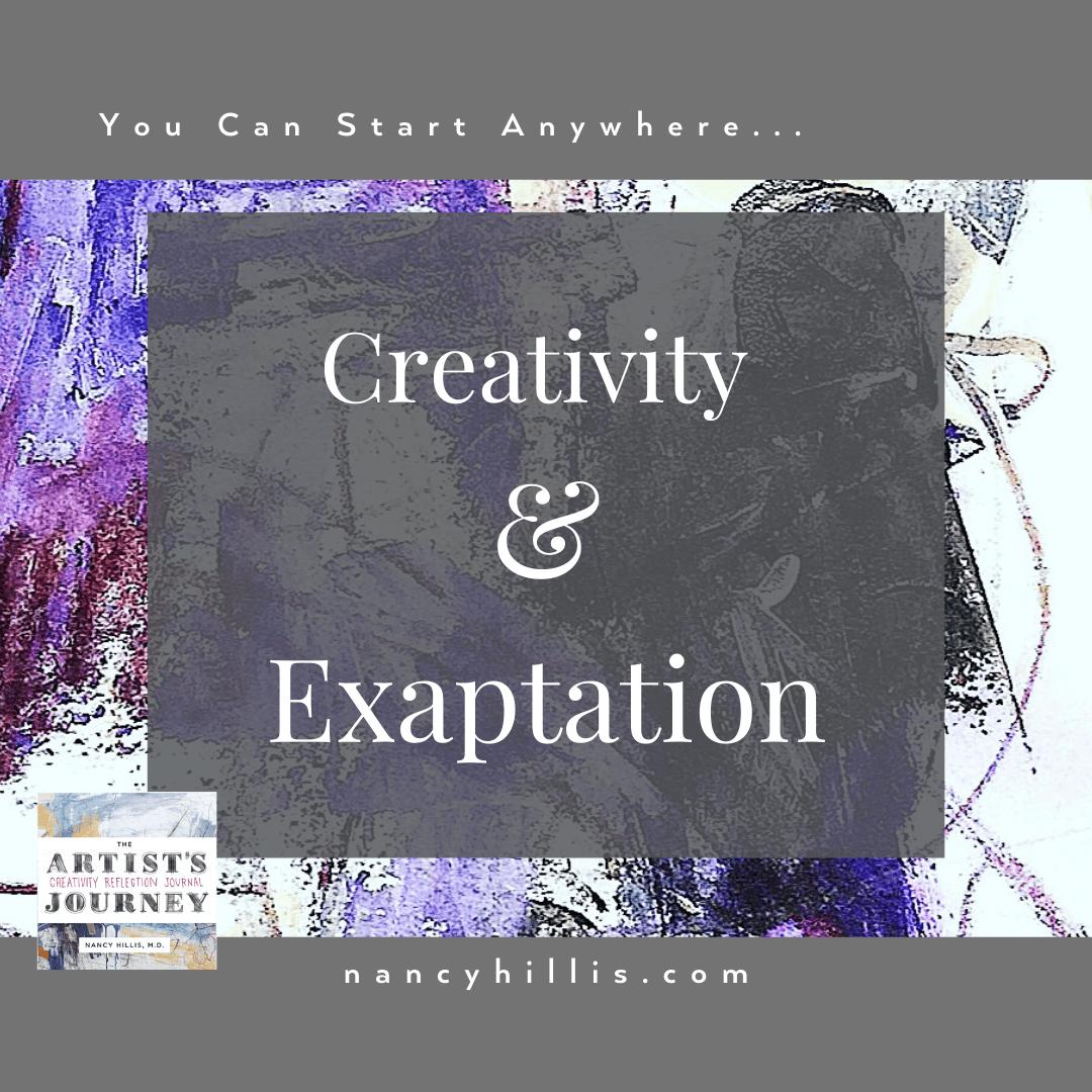 Creativity & Exaptation