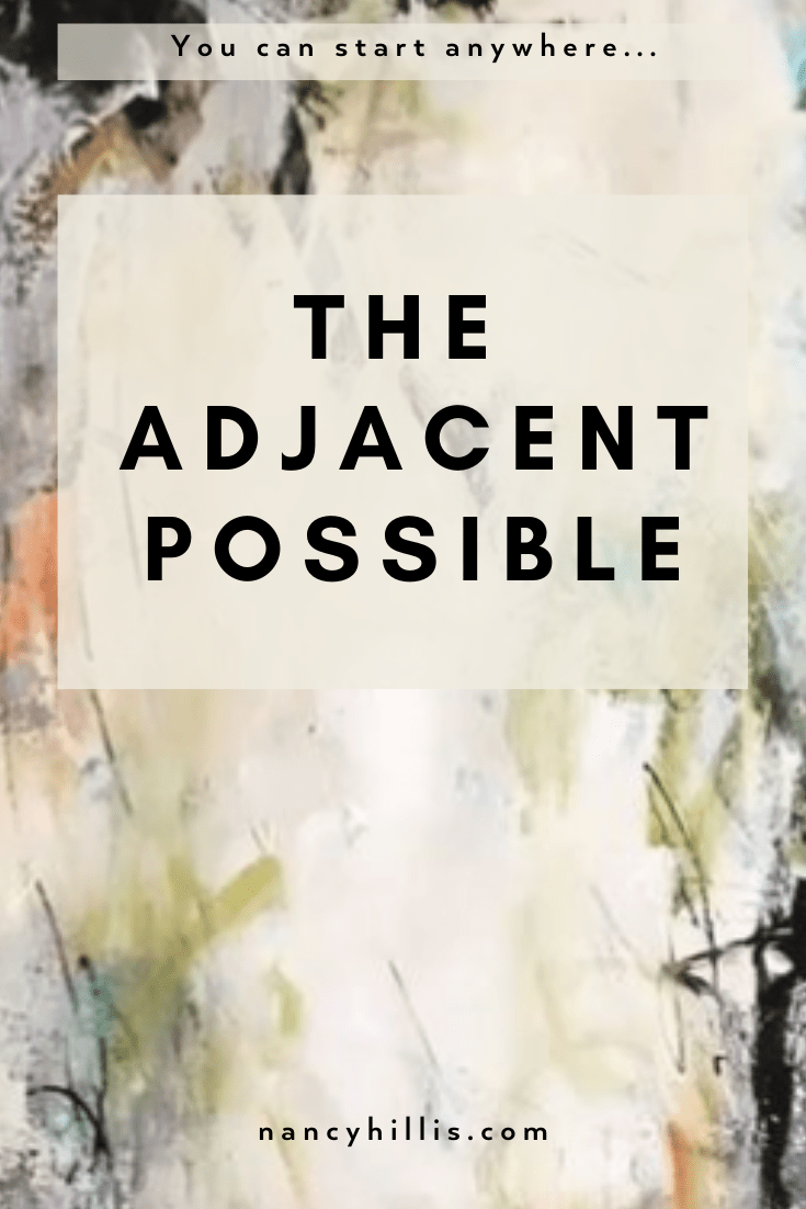 Creativity & The Adjacent Possible