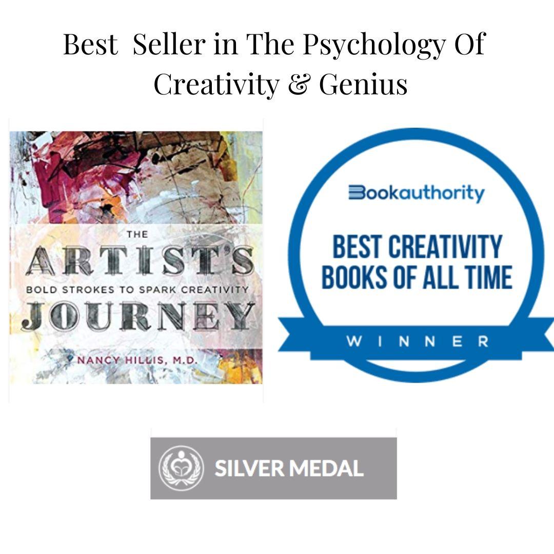 The Artists Journey Bold Strokes To Spark Creativity-Nancy Hillis MD