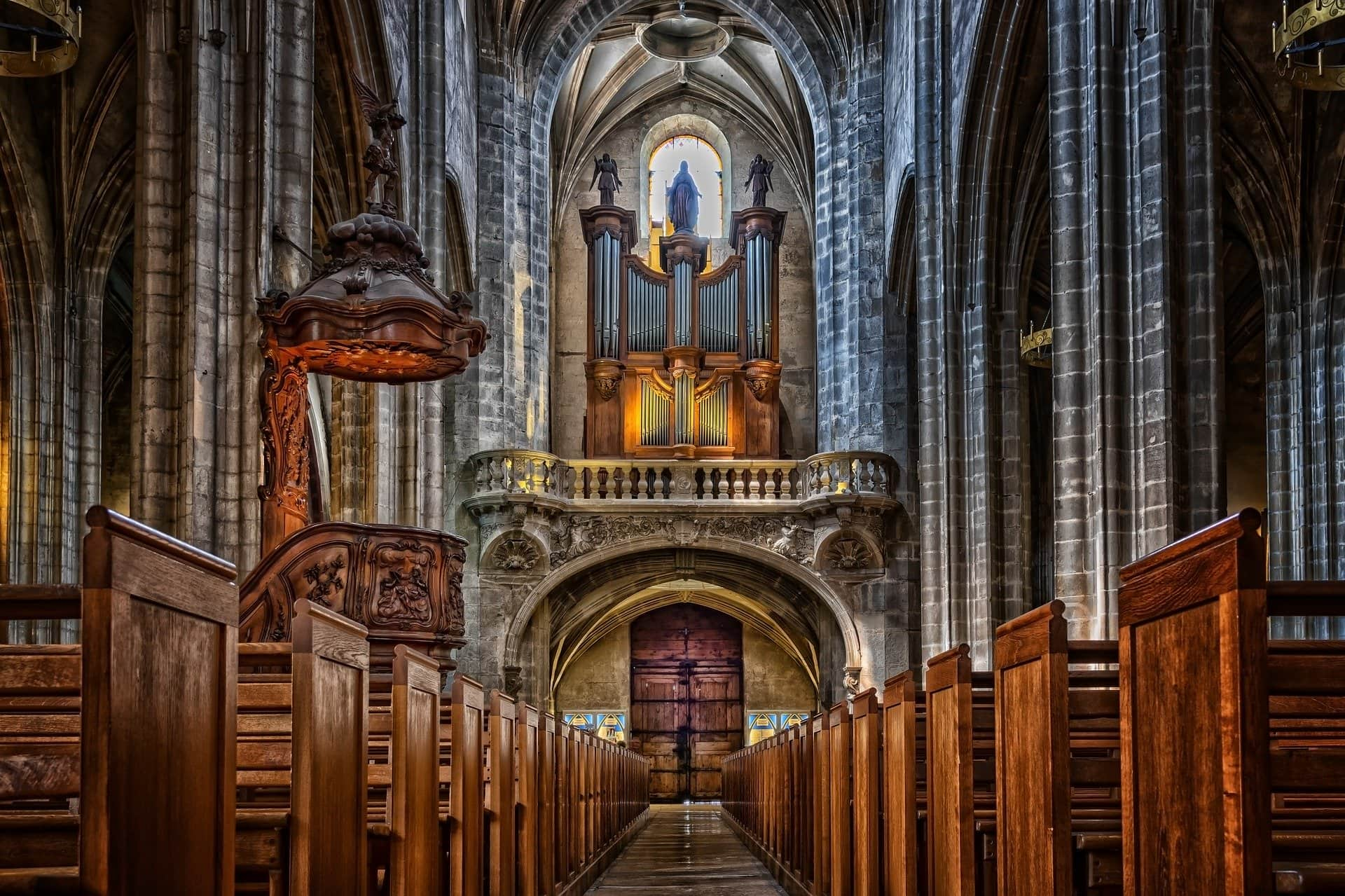 Cathedral-Organ-Creativity, Combinatorics & Patterns-Nancy Hillis MD and Bruce Sawhill PhD