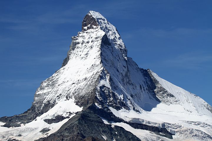 Matterhorn- Creativity & Art- What Is Good Enough? Nancy Hillis MD & Bruce Sawhill PhD