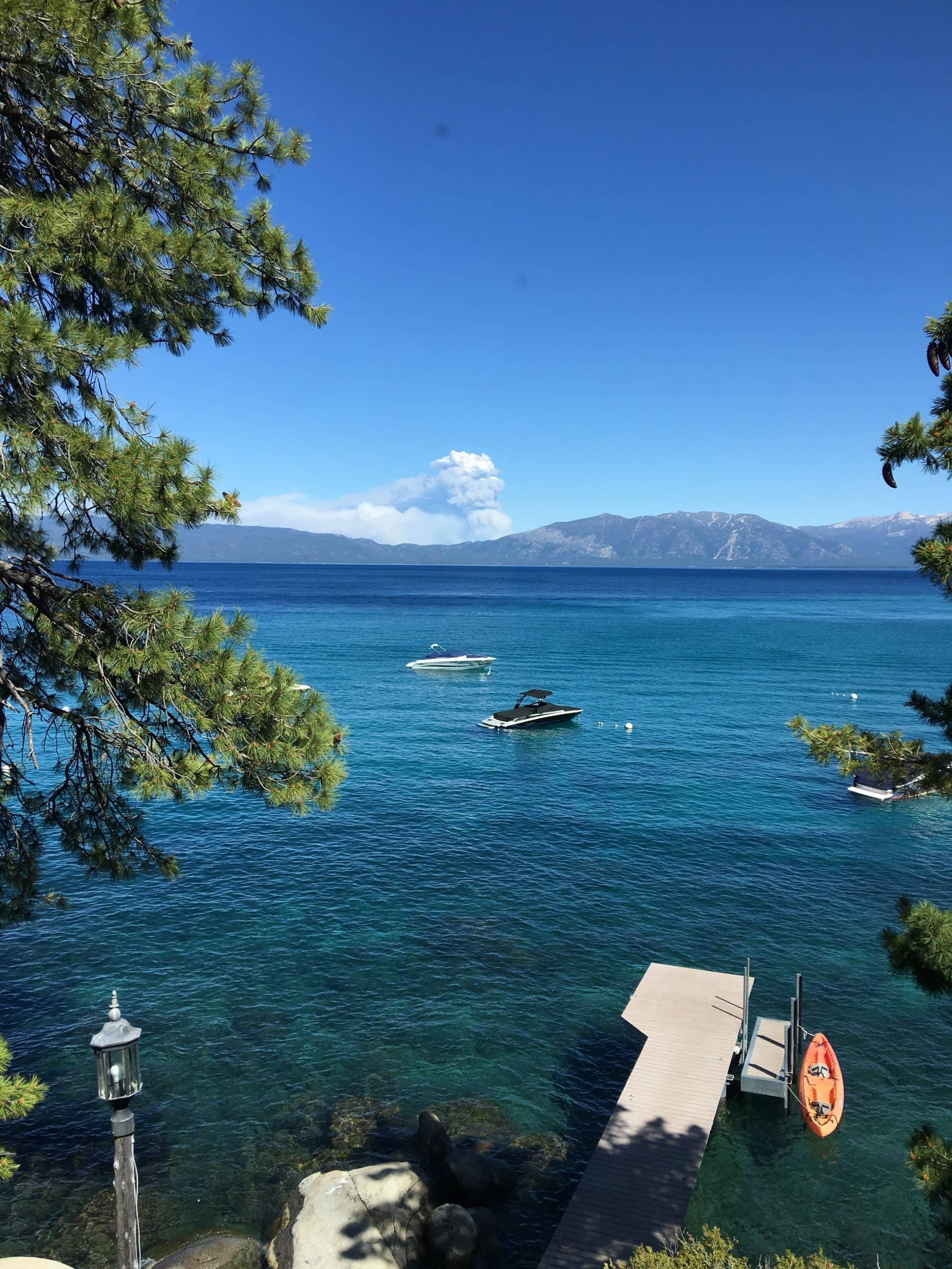 Lake Tahoe- Art, Creativity & The Suspension Of Disbelief- Nancy Hillis, MD and Bruce Sawhill, PhD