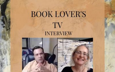 Book Lover's TV Interview: Nancy Hillis and The Artist's Journey® Book
